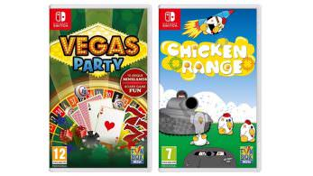 Vegas Party y Chicken Range confirman su llegada a Nintendo Switch