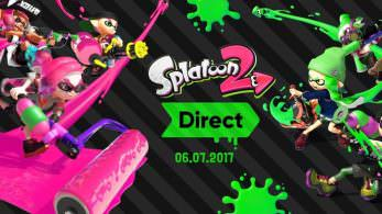 El Splatoon 2 Direct durará unos 25 minutos
