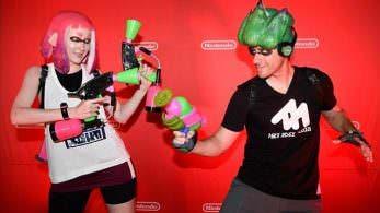Fotos del evento de Nintendo en el San Diego Marriott Marquis & Marina