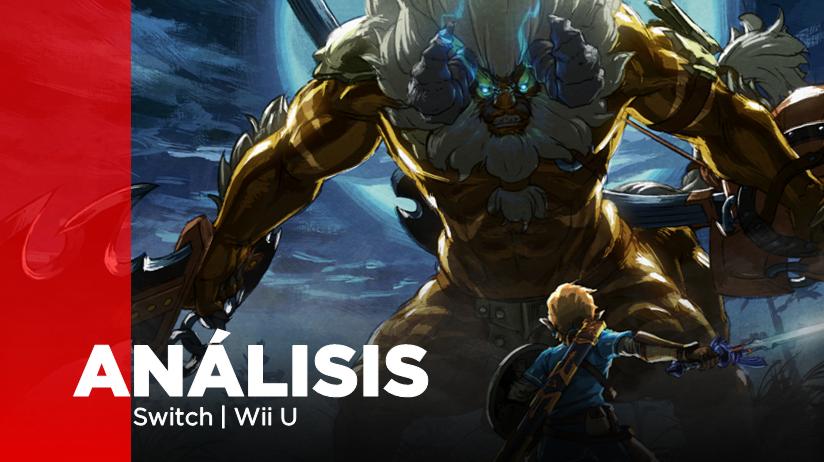 [Análisis] DLC de The Legend of Zelda: Breath of the Wild – Las Pruebas Legendarias