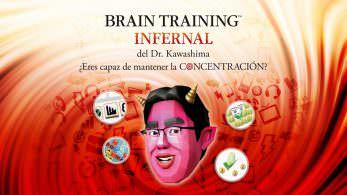 Gameplay de Brain Training Infernal del Dr. Kawashima