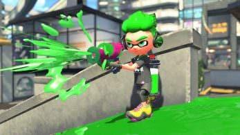 El 72,19% de los usuarios japoneses de Nintendo Switch han comprado Splatoon 2