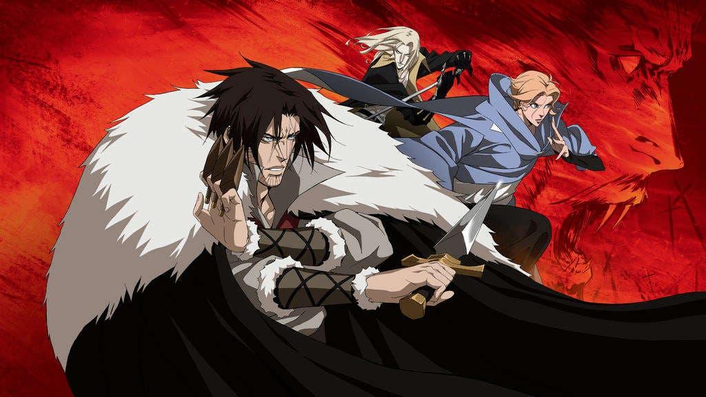 Pronto podría comenzar a grabarse la tercera temporada de la serie Castlevania