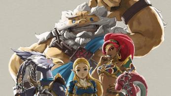 Eiji Aonuma comparte nuevos datos sobre el siguiente DLC de Zelda: Breath of the Wild