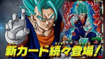 Bandai Namco comparte un nuevo anuncio de Dragon Ball Heroes Ultimate Mission X
