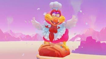 Conocemos los nombres en inglés y español del pájaro cocinero de Super Mario Odyssey