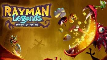[Act.] La demo de Rayman Legends Definitive Edition regresa a la eShop europea de Switch y también está disponible en la americana