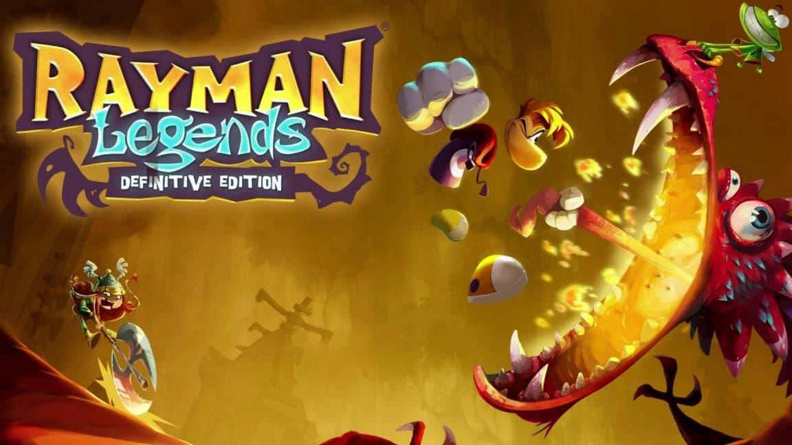 Rayman Legends: Definitive Edition llegará a Japón el 22 de febrero de 2018