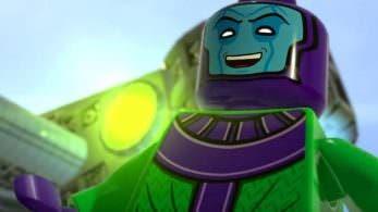 Kang el Conquistador protagoniza el último tráiler de LEGO Marvel Super Heroes 2