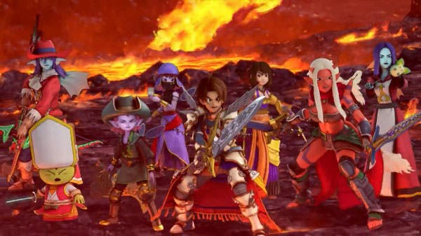 Echad un vistazo al tráiler de presentación de Dragon Quest X All In One Package