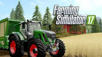 Farming Simulator 17: Nintendo Switch Edition parece estar en camino