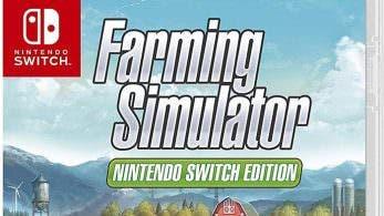 Farming Simulator: Nintendo Switch Edition se lanzará en noviembre en América y Europa