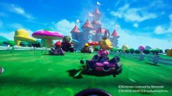 Echad un vistazo a este nuevo vídeo de Mario Kart Arcade GP VR