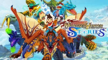 [Act.] Monster Hunter Stories desvela su versión 1.3