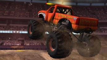 Monster Jam: Crush It! llegará a Nintendo Switch