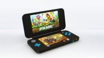 Este modelo en 3D de New Nintendo 2DS XL nos permite observar la consola desde todos los ángulos