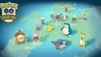 Pokémon GO Safari Zone contará con entrada restringida en Alemania