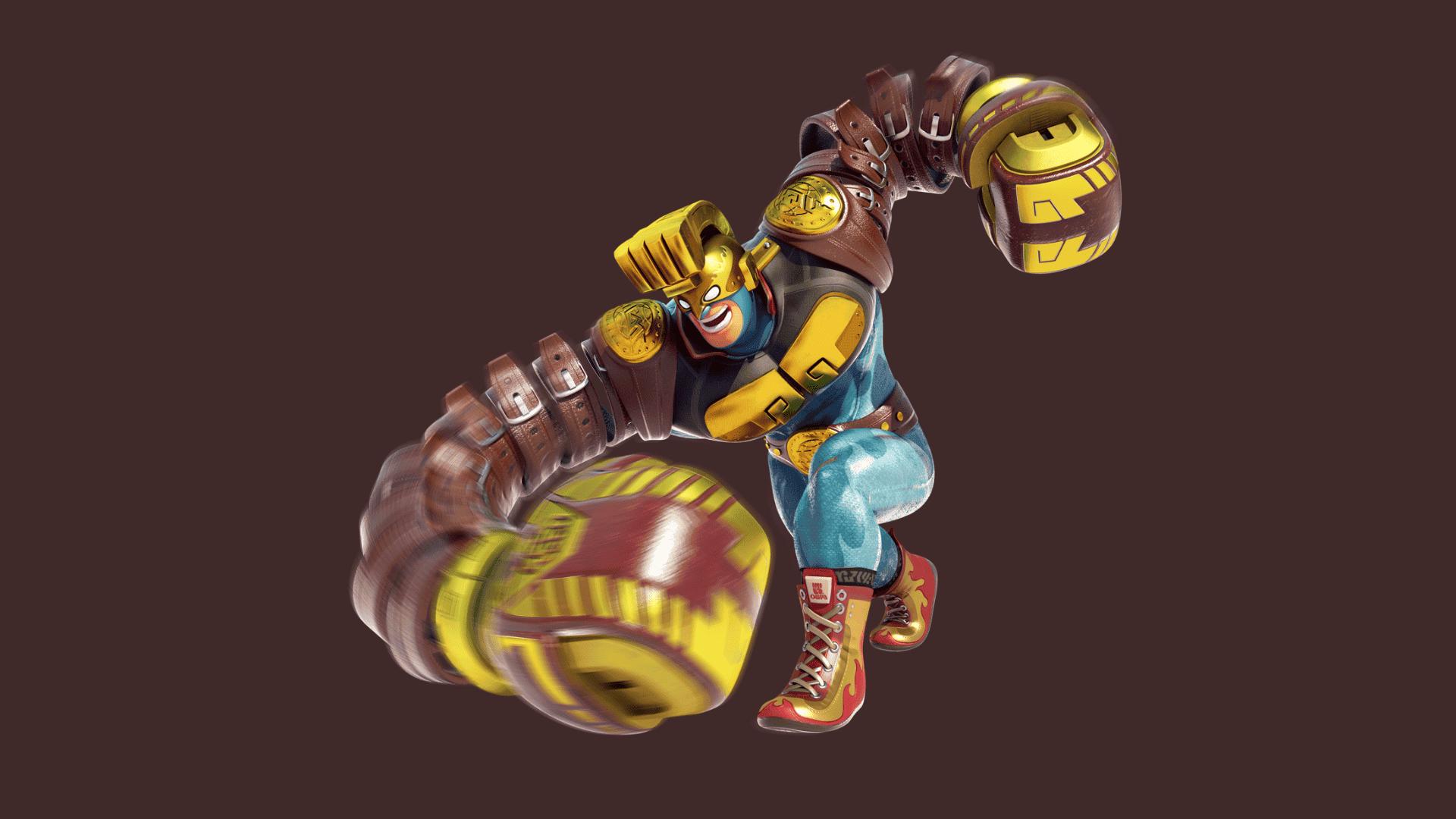 Primer vistazo a las variantes de color de Max Brass en ARMS