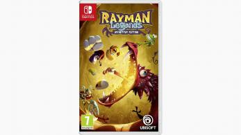 Varias tiendas europeas listan Rayman Legends Definitive Edition para el 12 de septiembre