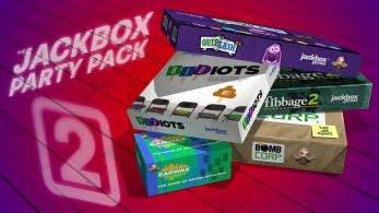 Así luce el tráiler de The Jackbox Party Pack 2 para Nintendo Switch