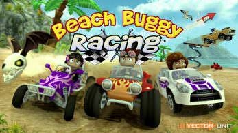 Beach Buggy Racing llegará muy pronto a Switch