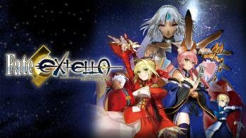 Nuevo gameplay de Fate/Extella: The Umbral Star para Switch