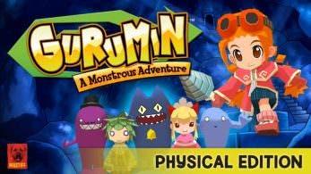 Mastiff está preparando una campaña en Kickstarter para lanzar Gurumin 3D en físico