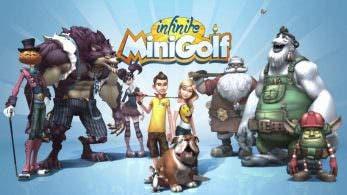 Infinite Minigolf se actualiza a la versión 1.0.2 en Nintendo Switch