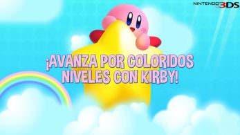 Tráiler de lanzamiento español de Kirby's Blowout Blast