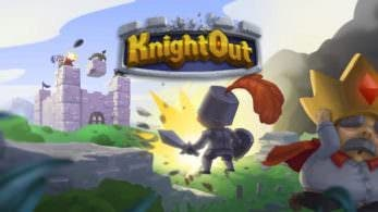 KnightOut completa su financiación en Fig, llegará a Switch este año
