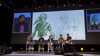 Vídeo: Master Class completa de El arte de la saga The Legend of Zelda – Japan Expo 2017