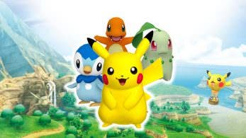 Japón: PokéPark, Harvest Moon 64, Resident Evil 4 y Resident Evil: The Umbrella Chronicles llegan a la CV de Wii U