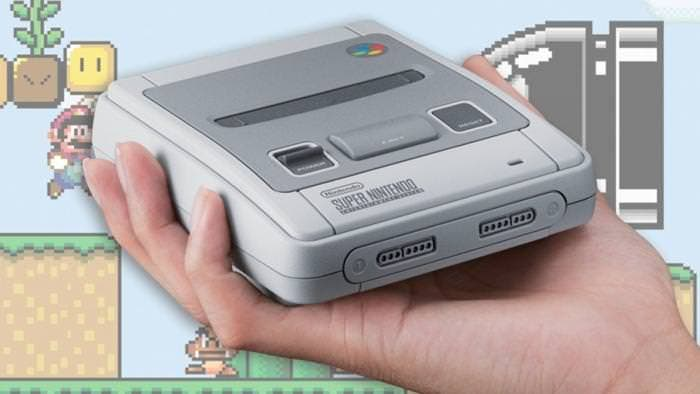 La Nintendo European Research & Development habla de su trabajo con NES y SNES Mini