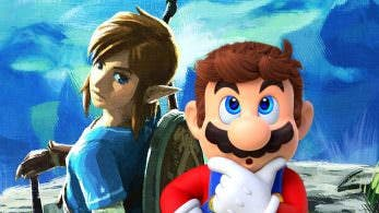 Nintendo comparte las claves que diferencian Zelda: Breath of the Wild y Super Mario Odyssey