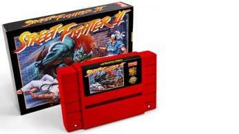 SNES recibirá esta genial edición de Street Fighter II con motivo del 30º aniversario de la franquicia