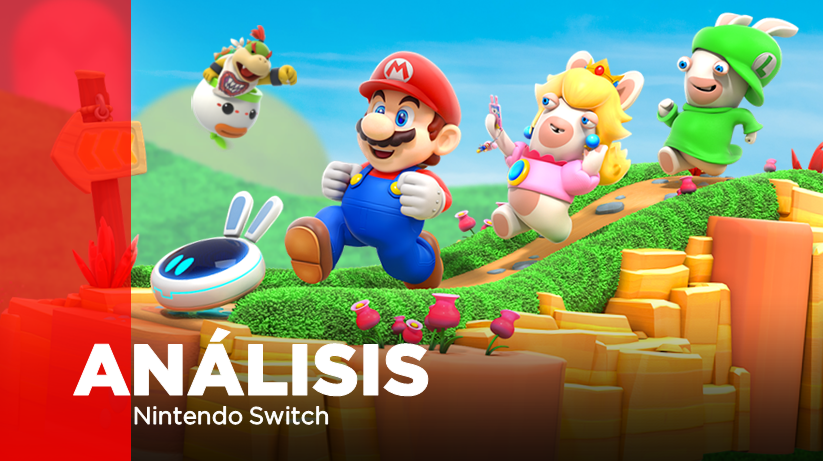 [Análisis] Mario + Rabbids Kingdom Battle