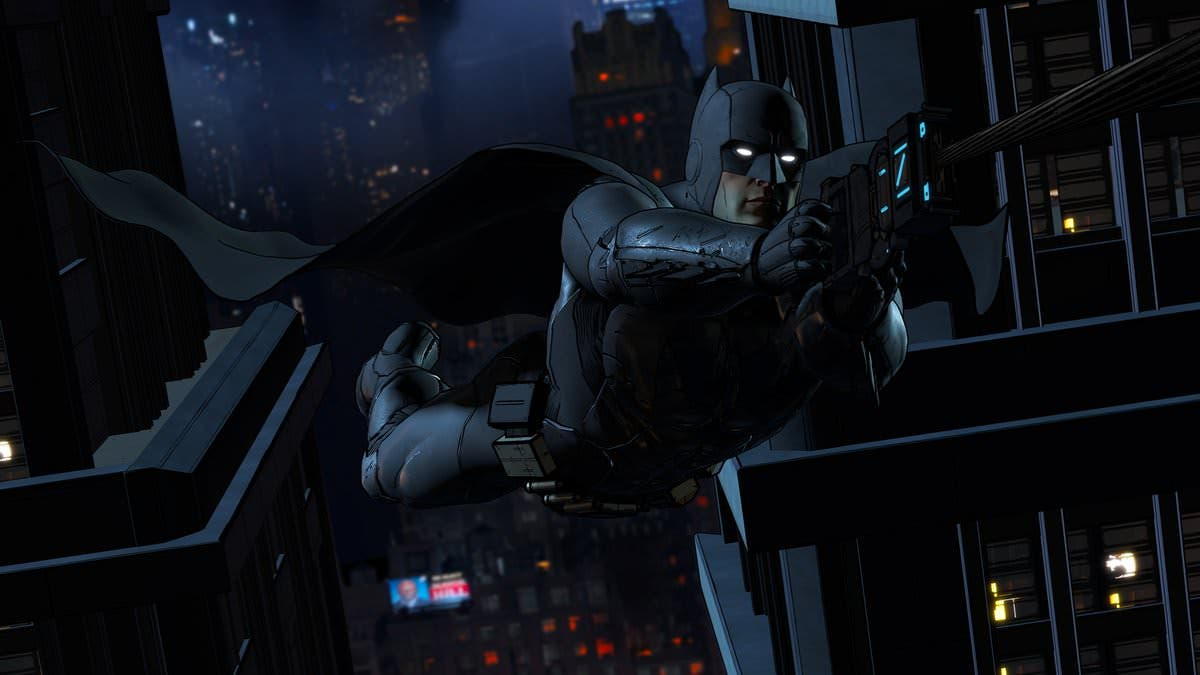 Conocemos el tamaño de la descarga de Batman: The Telltale Series, Super Beat Sports y más