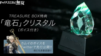 Nuevo teaser para la edición Treasure Box de Fire Emblem Warriors