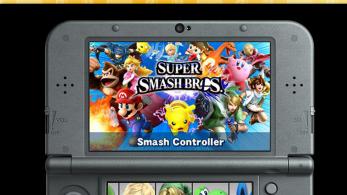 Nuevas recompensas de My Nintendo para América incluyen la app Smash Controller de 3DS