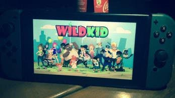 WildKid confirma su llegada a Nintendo Switch