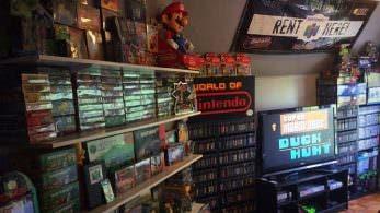 Echa un vistazo a esta gigantesca colección de Nintendo que se vende en eBay