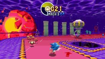 SEGA detalla y nos muestra en vídeo los Niveles Bonus, el Contrarreloj y los Niveles Especiales de Sonic Mania