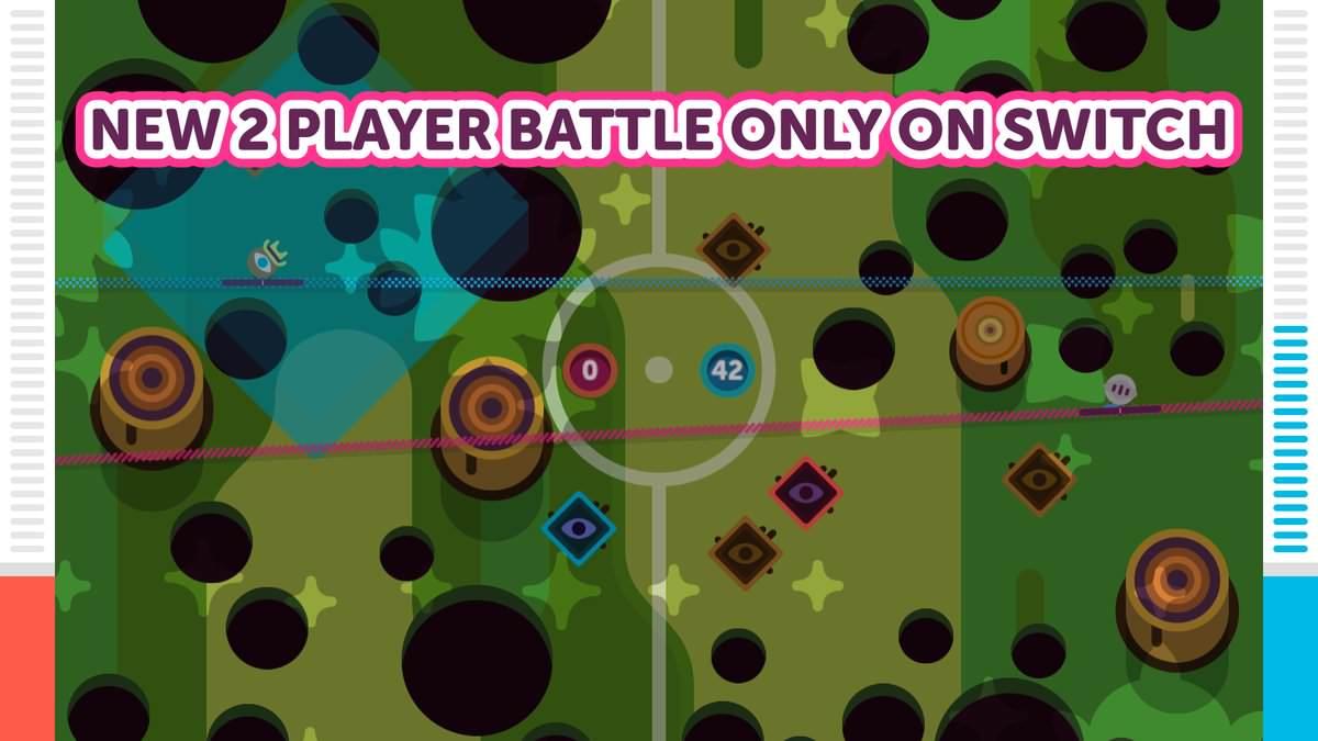 """[Act.] La """"4 Peaks Update"""" de TumbleSeed incluye un Modo Batalla de dos jugadores exclusivo en Switch"""