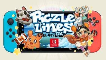 La secuela de Piczle Lines DX llegará a Nintendo Switch y contará con un modo historia