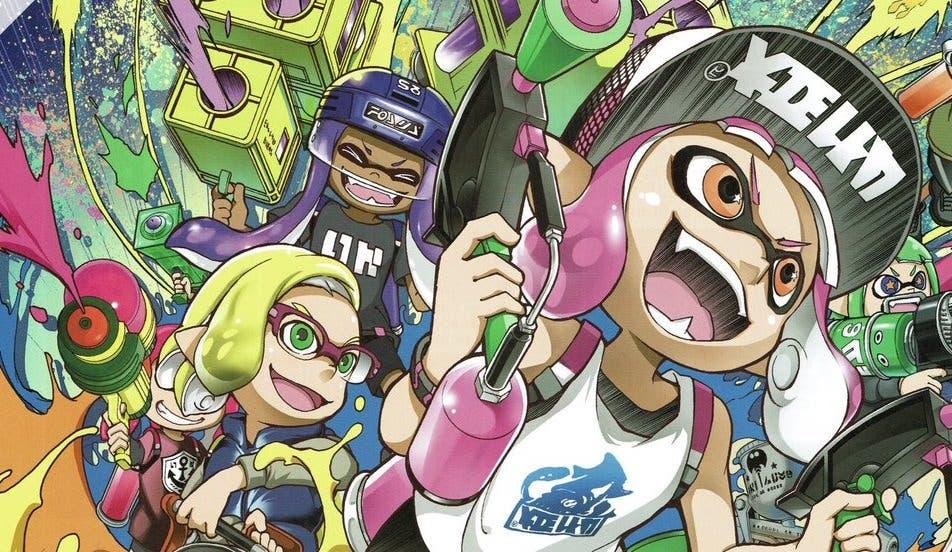 El libro de arte oficial de Splatoon 2 llegará a Japón el 29 de noviembre