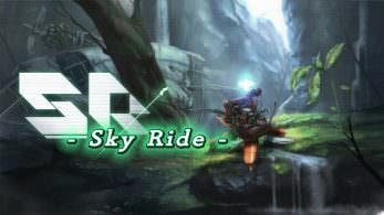 Echad un vistazo a este gameplay de Sky Ride