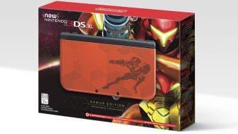 Anunciada una edición de Metroid de New Nintendo 3DS XL