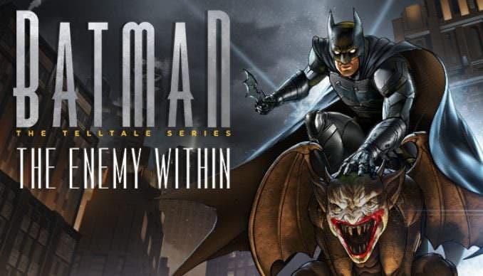 GameStop y Amazon listan la versión de Switch de Batman: The Enemy Within