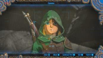 [Act.] Hay un punto en Zelda: Breath of the Wild donde el cel-shading no funciona