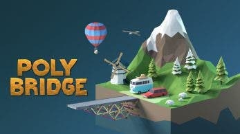 Poly Bridge se actualiza a la versión 1.0.1 en Nintendo Switch